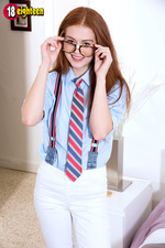 Alice Green Naughty Schoolgirl Makes Love 03