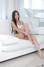 Selena Mur Poses In Hot Lingerie 01