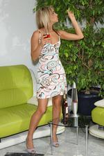 Alexa Diamond Masturbates With A Vine Bottle 01