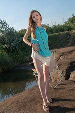Sexy Skinny Amateur Teen Catalina  01