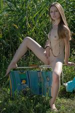 Sexy Skinny Amateur Teen Catalina  09