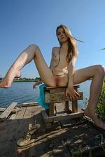 Sexy Skinny Amateur Teen Catalina  14