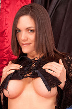 Rebekah Dee Busty MILF Masturbates 04
