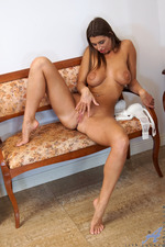 Showing Off Her Pussy 09