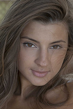 Maria Sweet Teen Babe Strips 16