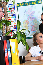Sensual Jane Horny Teacher 01