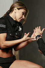 Horny Police Officer 00
