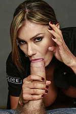 Horny Police Officer 06