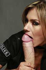 Horny Police Officer 07