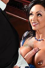 MILF Pornstar Ashton Blake 05