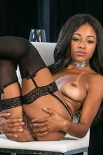 Anya Ivy Ebony Hotness 04