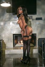 Anya Ivy Ebony Hotness 13