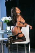 Anya Ivy Ebony Hotness 20
