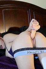 Hot Boobed Babe Bryci 09