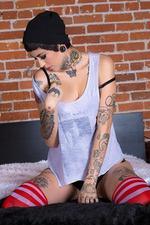Tattooed Beauty Aayla Secura 02