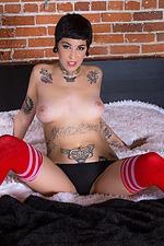 Tattooed Beauty Aayla Secura 09