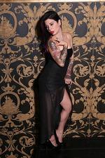 Joanna Angel Hot Tattooed Babe Strips 01