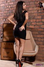 British Glamour Babe Charlotte Springer 01