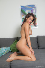 KRISTINA ON THE COUCH 18