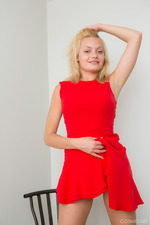Viktoria's Red Dress 02