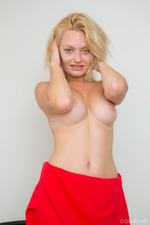 Viktoria's Red Dress 10