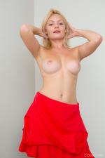 Viktoria's Red Dress 11
