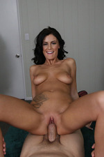 Whitney Westgate Bounces Her Pussy On A Cock 16