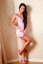 Melisa Mendiny In Pink 01