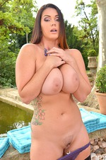 Alyson Tyler Shows Her Huge Tits 08