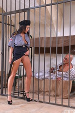 Patty Michova Fucked In The Prison 01