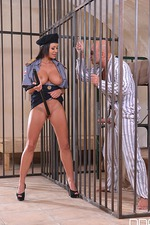 Patty Michova Fucked In The Prison 02
