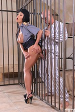Patty Michova Fucked In The Prison 06