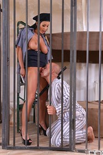 Patty Michova Fucked In The Prison 12