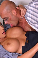 Patty Michova Fucked In The Prison 18