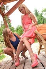 Nesty And Katarina Muti 00