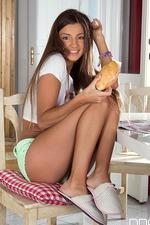 The Most Sexy Teen Melena Maria Masturbates 00