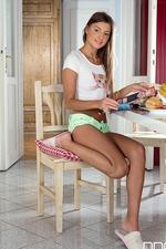The Most Sexy Teen Melena Maria Masturbates 01