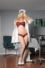 Ash Hollywood Nurse Gets Nailed 08