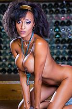Alyssa Divine Sexy Round Tits 12