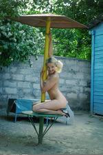Diana At The Playground 10