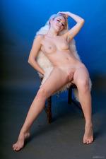 Beautiful Blonde Girl Alisa Posing Naked 06