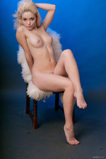 Beautiful Blonde Girl Alisa Posing Naked 11