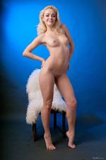 Beautiful Blonde Girl Alisa Posing Naked 13