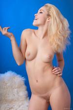 Beautiful Blonde Girl Alisa Posing Naked 14