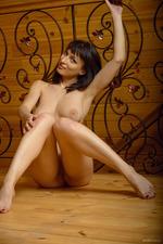 Natural Big Boobed Erotic Beauty Babe Olesya D 04