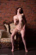 Busty Redhead Aphrodita 01