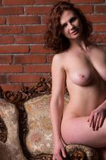 Busty Redhead Aphrodita 03