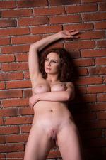 Busty Redhead Aphrodita 17
