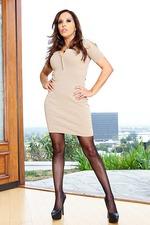 Francesca Le In Hot Stockings 00