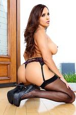 Francesca Le In Hot Stockings 12